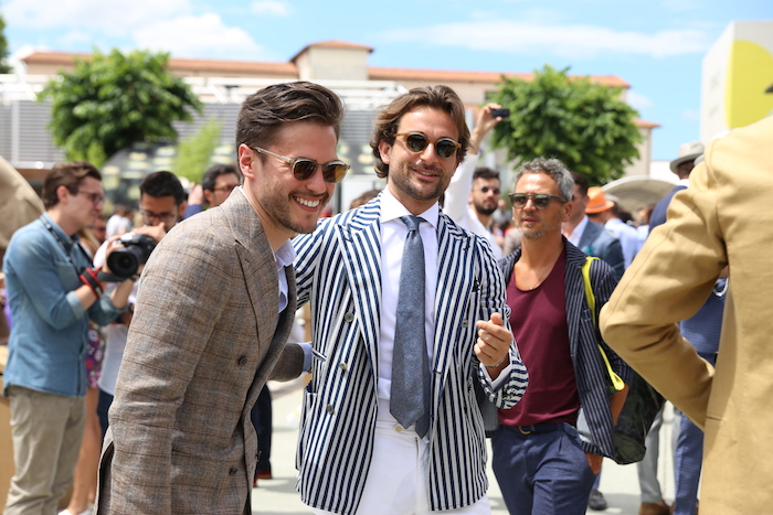 Pitti Uomo 88 : The Movie, by Bonne Gueule