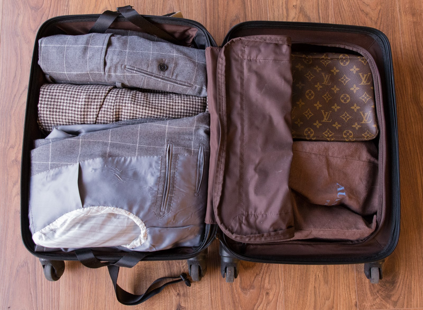 The Gentleman traveler PT 2 : Packing for a 3 day business trip