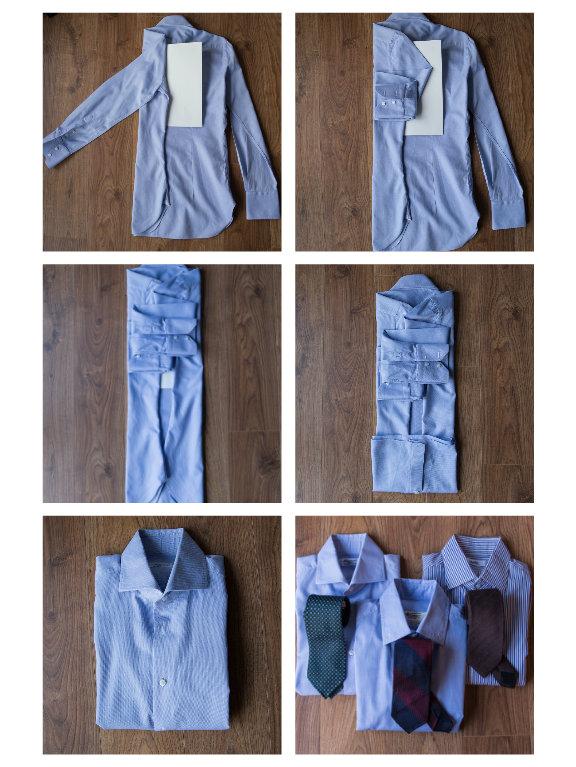 Shirt Folding