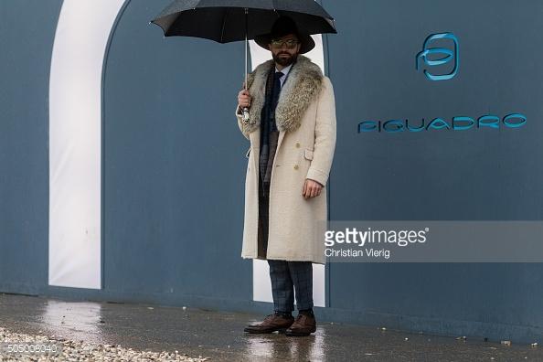Manteau col fourrure 2