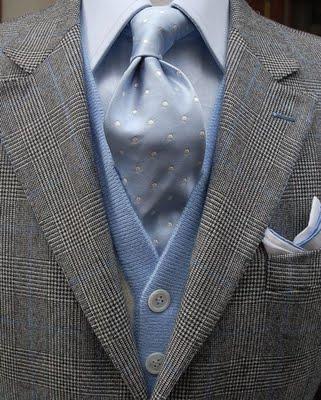 Les fondamentaux de l'élégance – partie 3. Les proportions (partie 3) : la chemise et la cravate