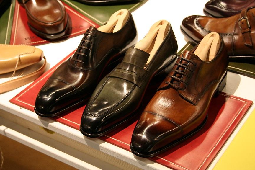 Les règles du soulier élégance et circonstances