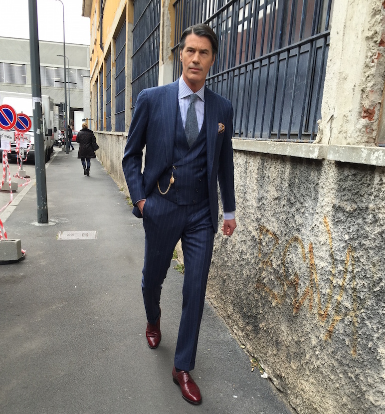 The 'Big Bubble' of Men's Style