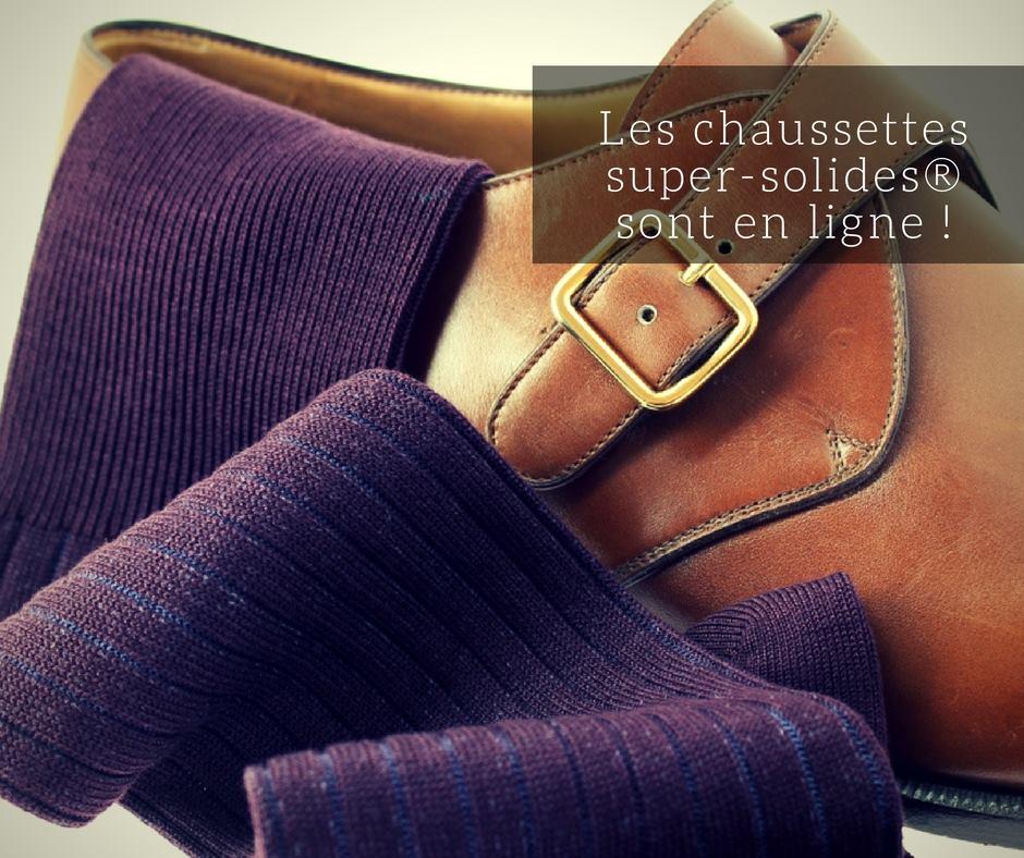 """Les """"super-solides"""" par Mes Chaussettes Rouges"""