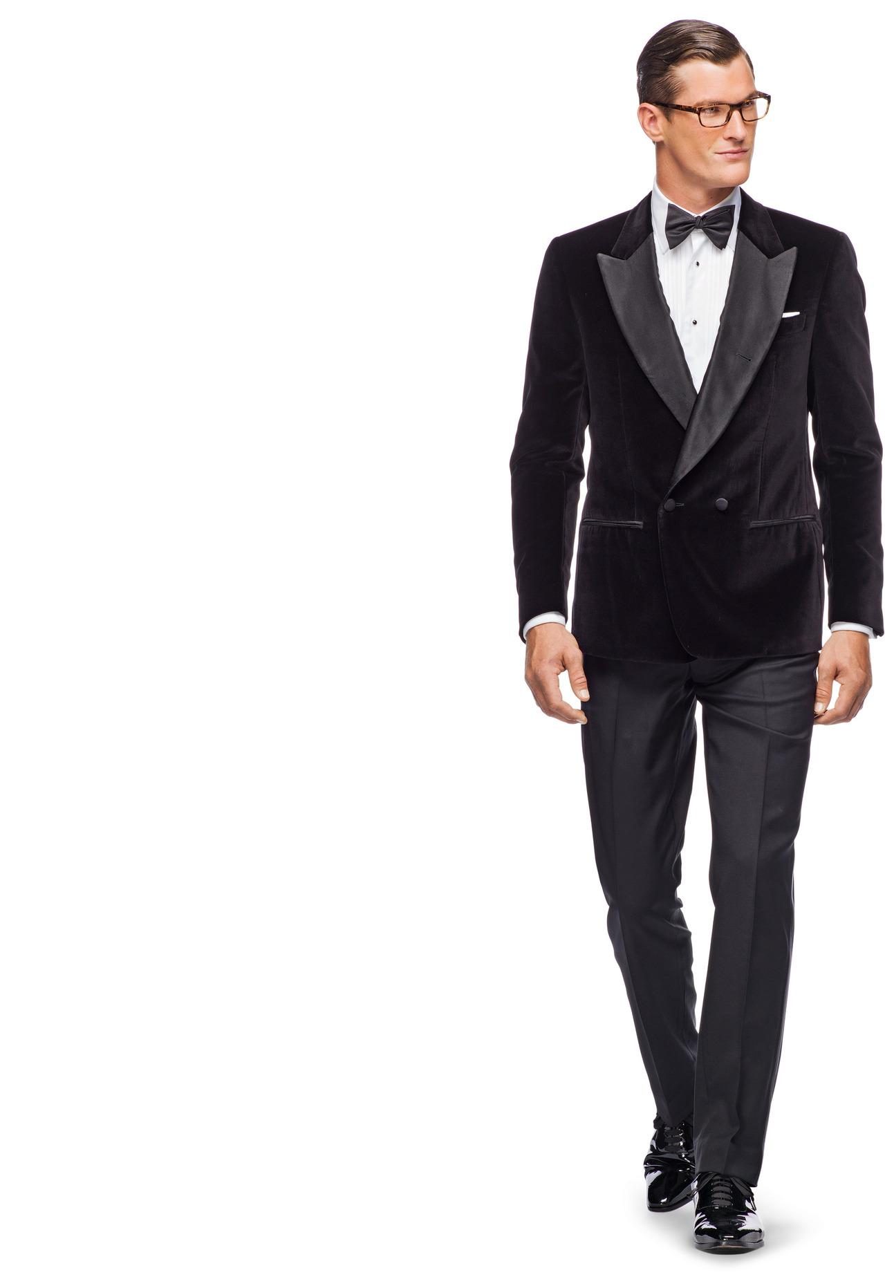 Les tenues formelles par Suit Supply