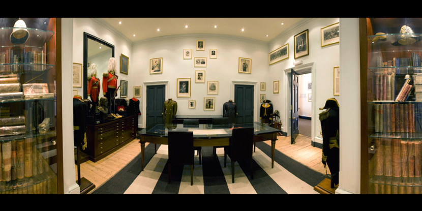 Gieves and Hawkes archives room