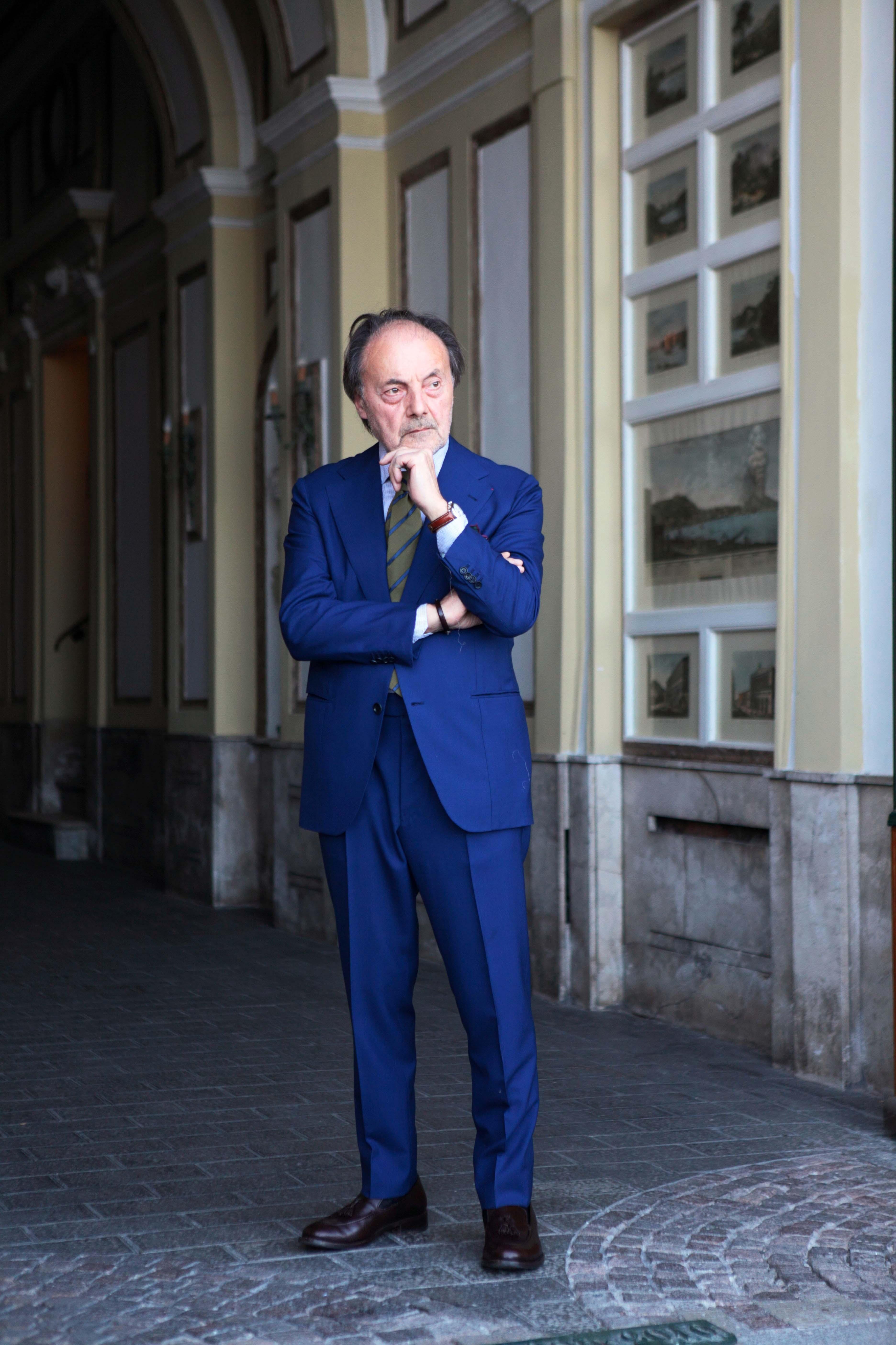 Luigi Dalcuore : un grand nom du style napolitain et mondial