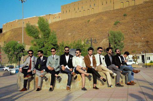 Erbil Wall 1