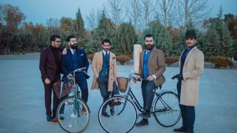 Gentlemen's ride Mr Erbil