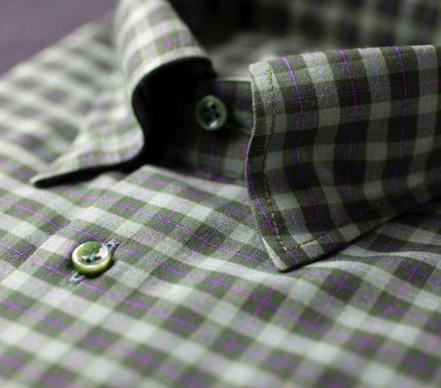 grandi & rubinelli twill shirt