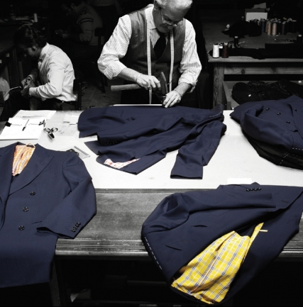 """""""O'Mast"""" : Documentaire événement sur les maîtres tailleurs napolitains"""