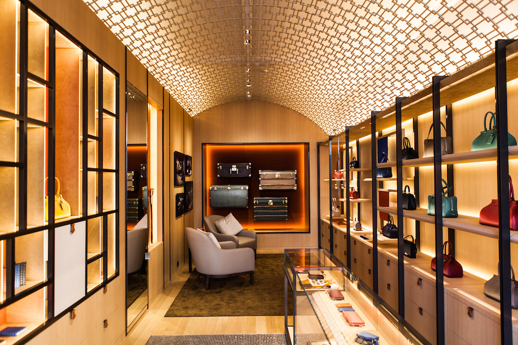 Once Seen, Not Forgotten -- Maison Moynat Opens in London Mayfair