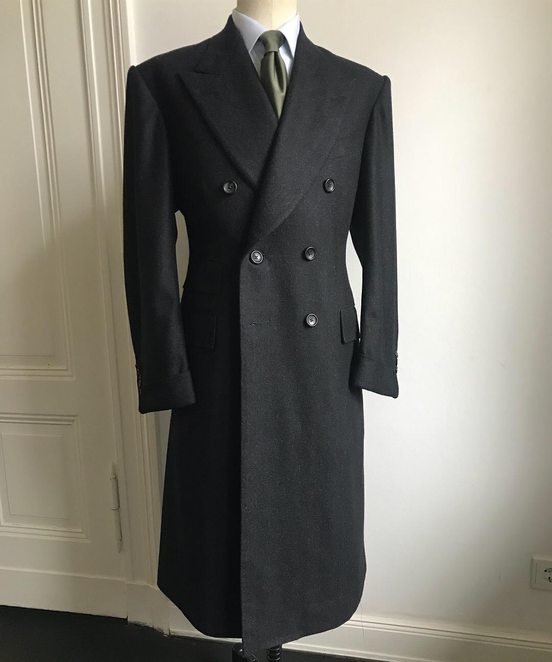"""Où trouver un bon tailleur à Berlin ? Le """"flair"""" Britannique de Purwin & Radczun"""