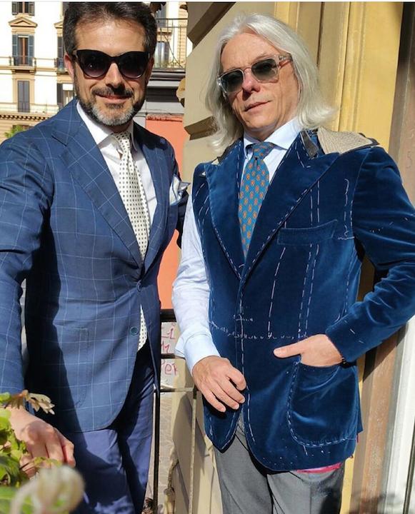 Pino Peluso et Hugo Jacomet 2