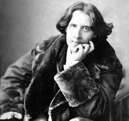 Pensée du jour par Oscar Wilde