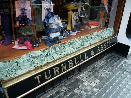 Petit voyage au coeur de Turnbull & Asser