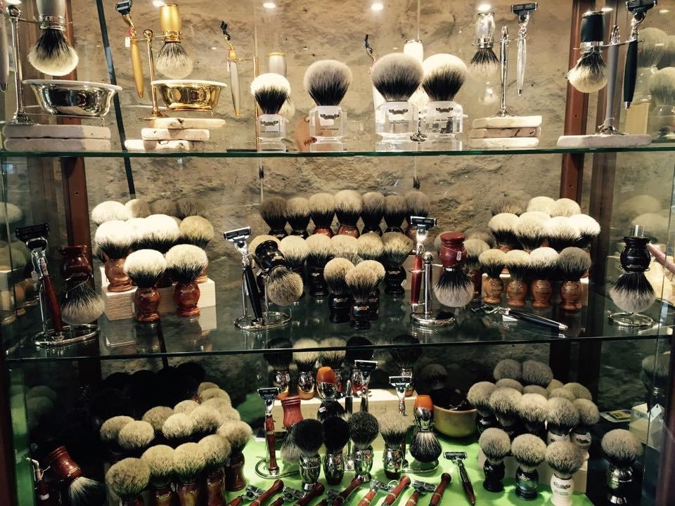 Planète Rasoir : Shaving Paradise in Paris