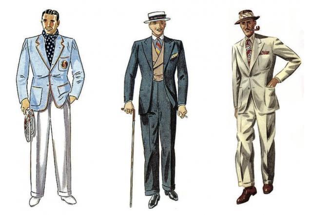 1930s suits