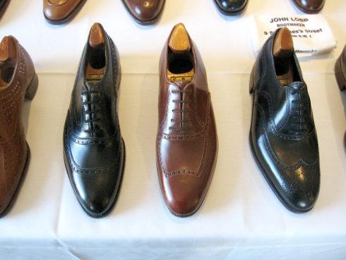 Lobb London shoes