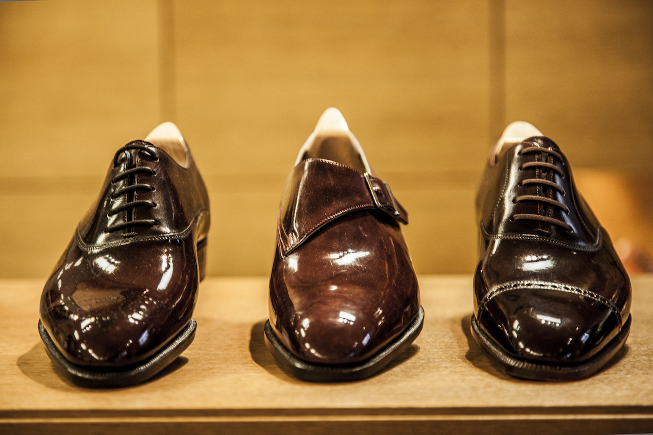 Q & A with PG Editors : What's the difference between John Lobb, London and John Lobb, Paris Shoes?