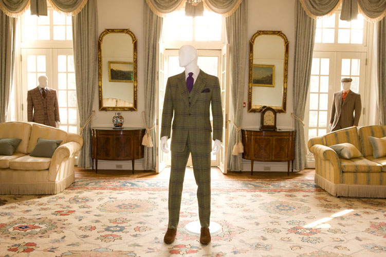 What Remains of Savile Row ?