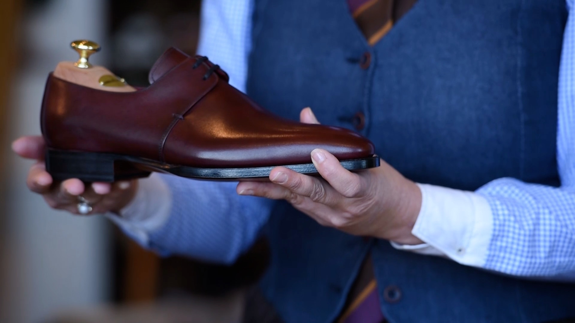 Sartorial Talks, episode 4 : Know your shoes (2/3)