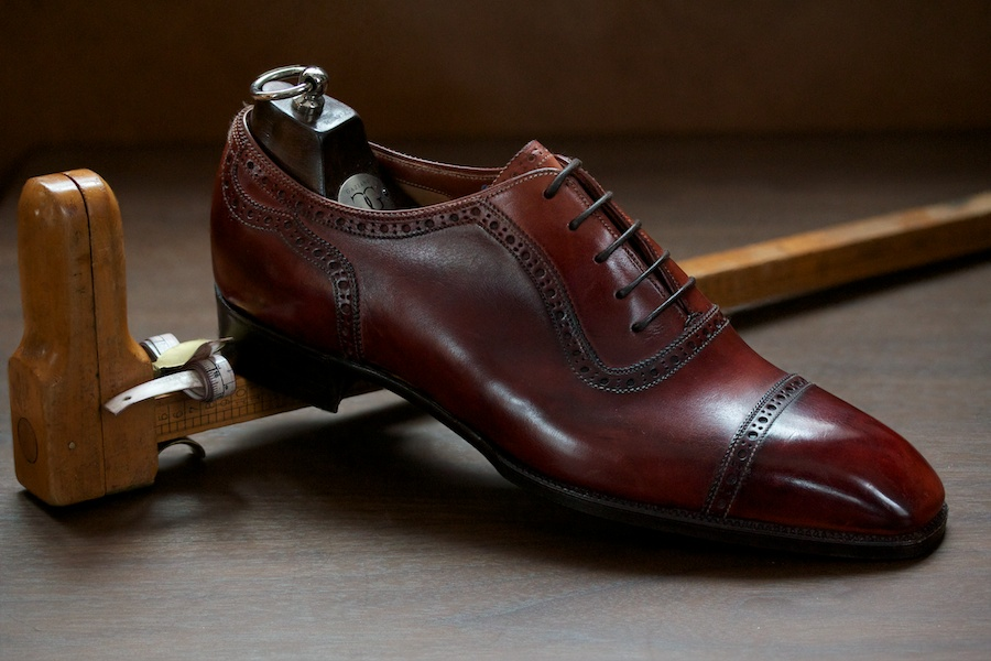 Seven impressions of Gaziano & Girling shoes