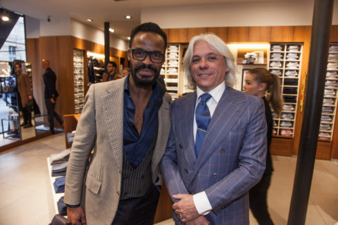 Parisian Gentleman and Boggi 2