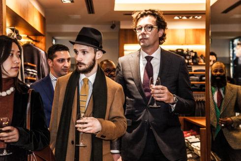 Parisian Gentleman and Boggi 4