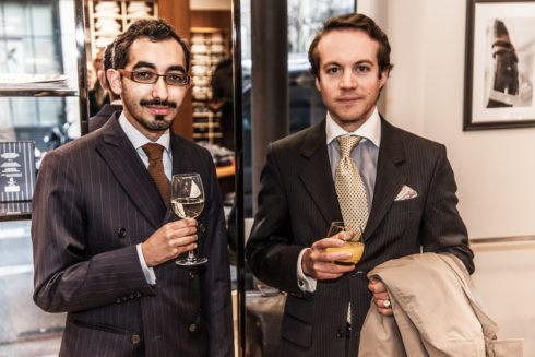 Parisian Gentleman and Boggi 3