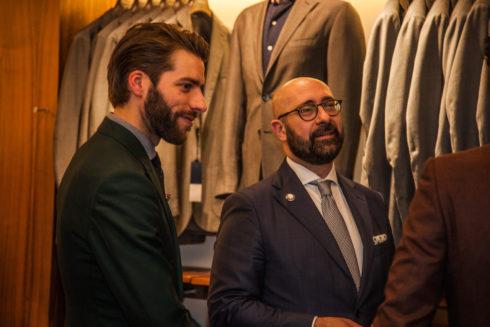 Parisian Gentleman and Boggi 9