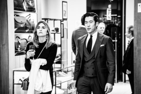 Parisian Gentleman and Boggi 13