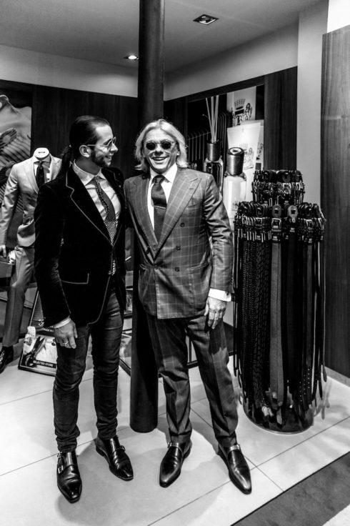 Parisian Gentleman and Boggi 24
