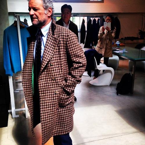 Vincenzo Sexy Coat