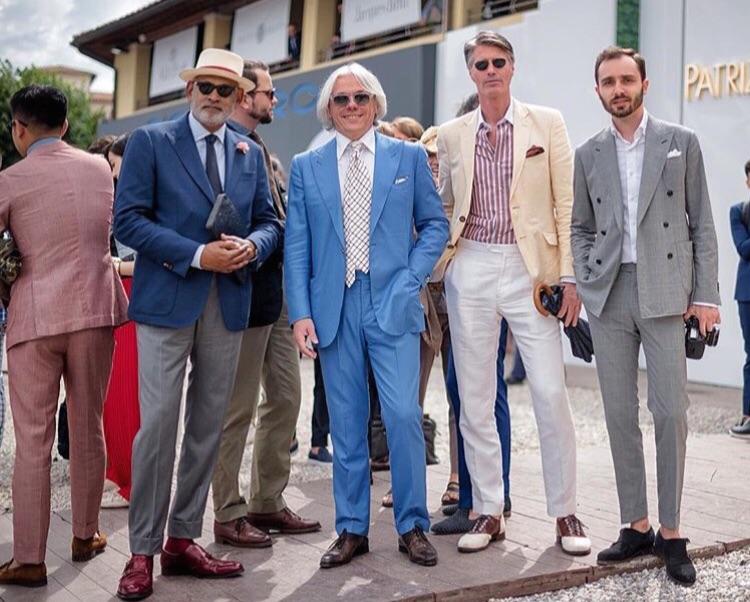 Style masculin : les 12 faits marquants du Pitti Uomo 90