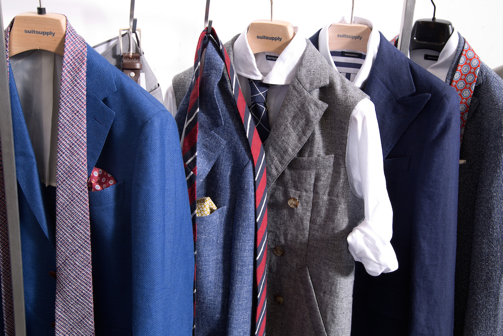 Suitsupply 2015 Spring / Summer Collection Preview