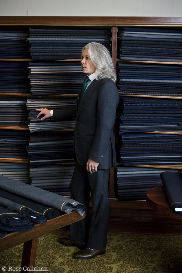Super 100s and Such -- Understanding Yarn Count of Shirts and Suits