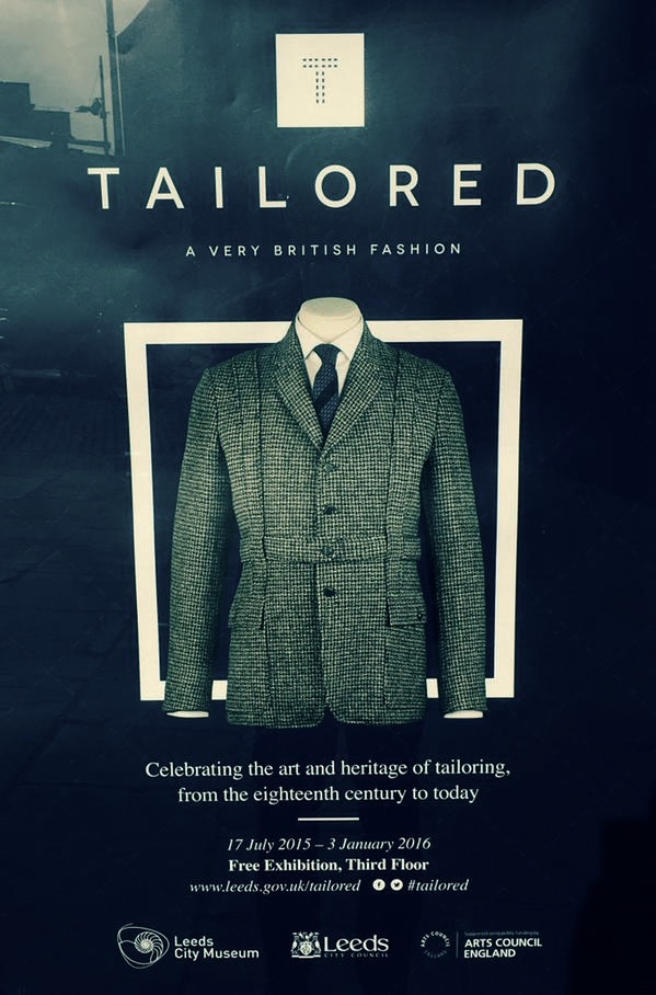 """Tailored  : A Very British Fashion"", a Review"