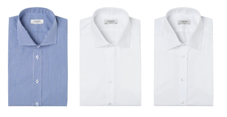 Test des chemises Lanieri