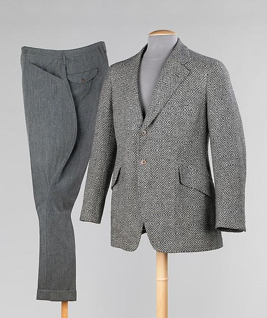 F.L. Dunne riding suit
