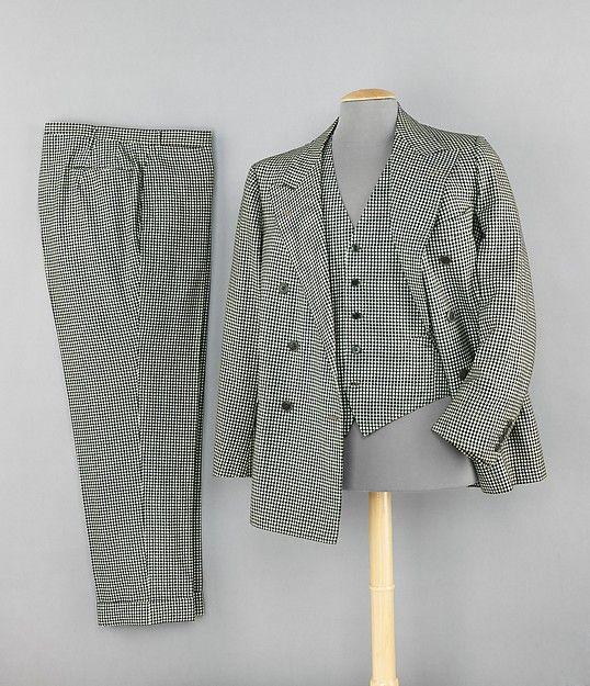 F.L. Dunne suit 1933