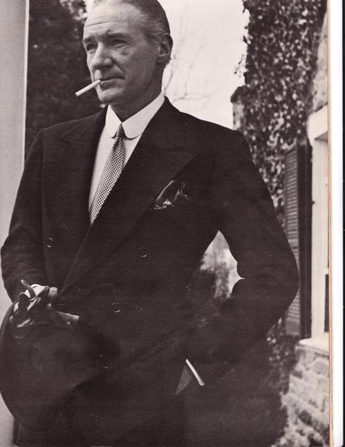 A.J. drexel Biddle suit