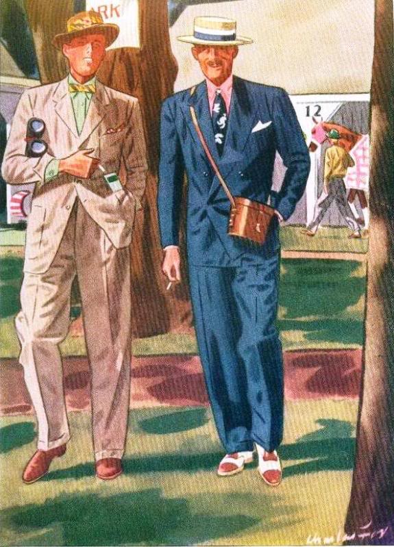 """The Art of Wearing Clothes"" by George Frazier, Esquire september 1960"