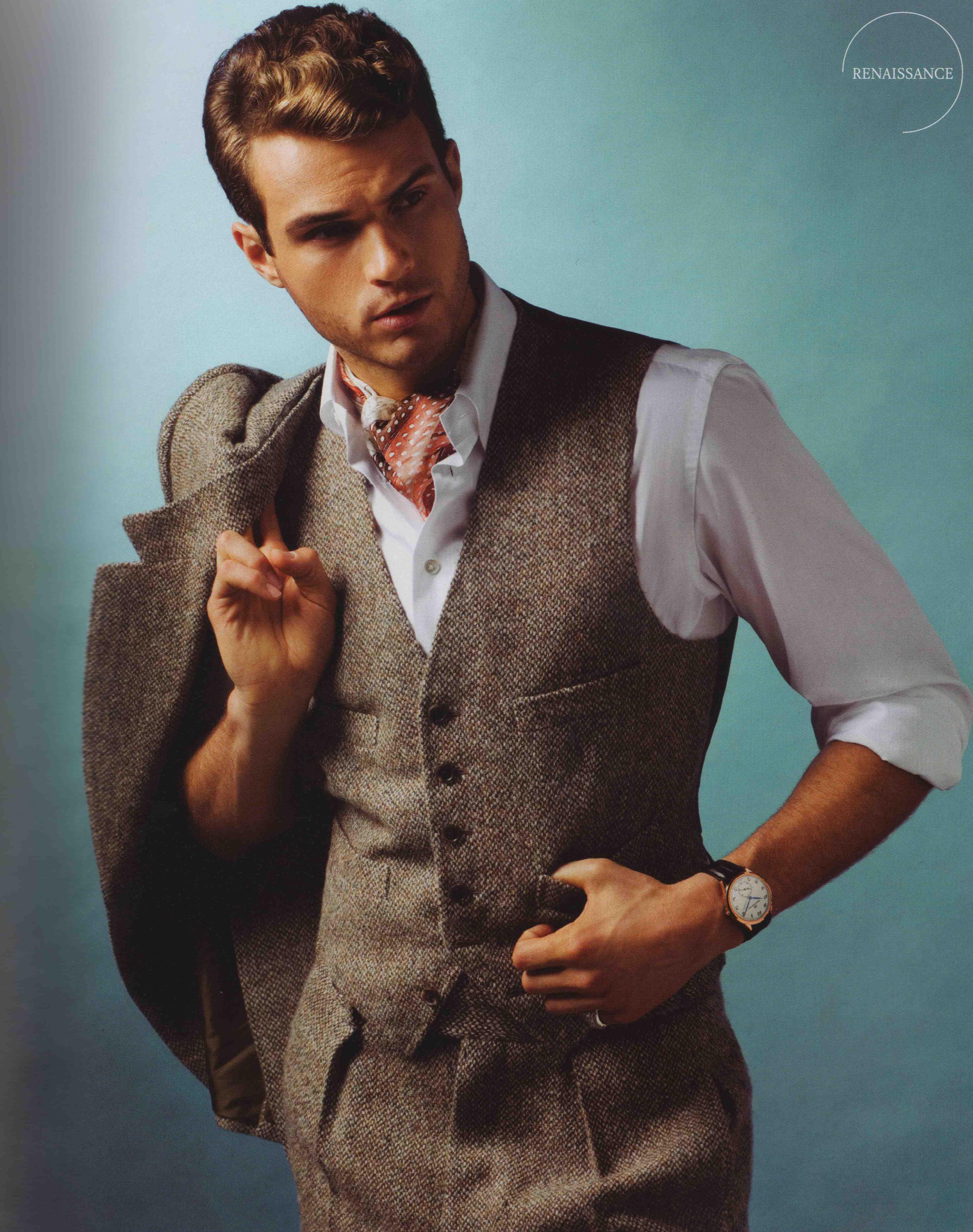 """""""The cravat"""", faux-ami sémantique, vrai ami élégant..."""