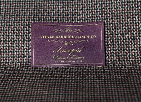Intrepid Fabric Vitale Barberis Canonico