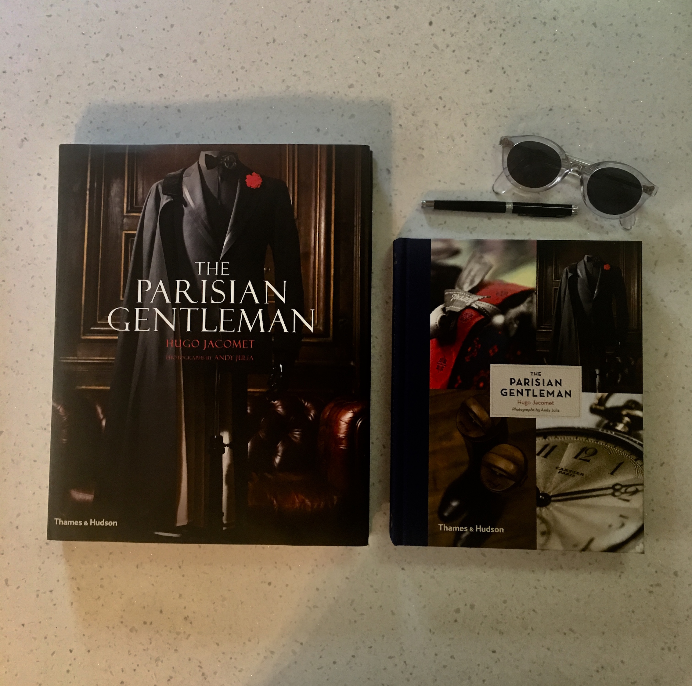 The Parisian Gentleman New Compact Edition