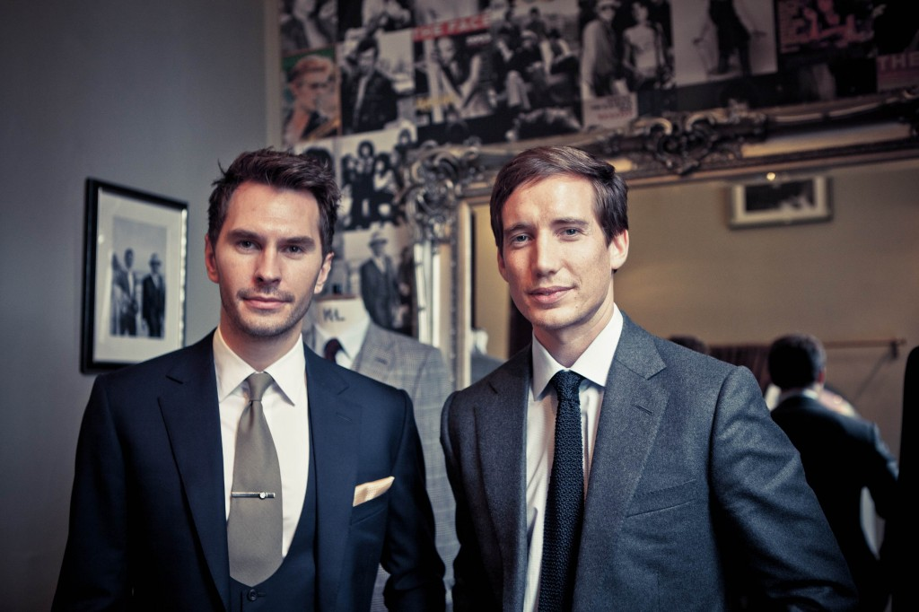 Thom Sweeney: London's new bespoke generation