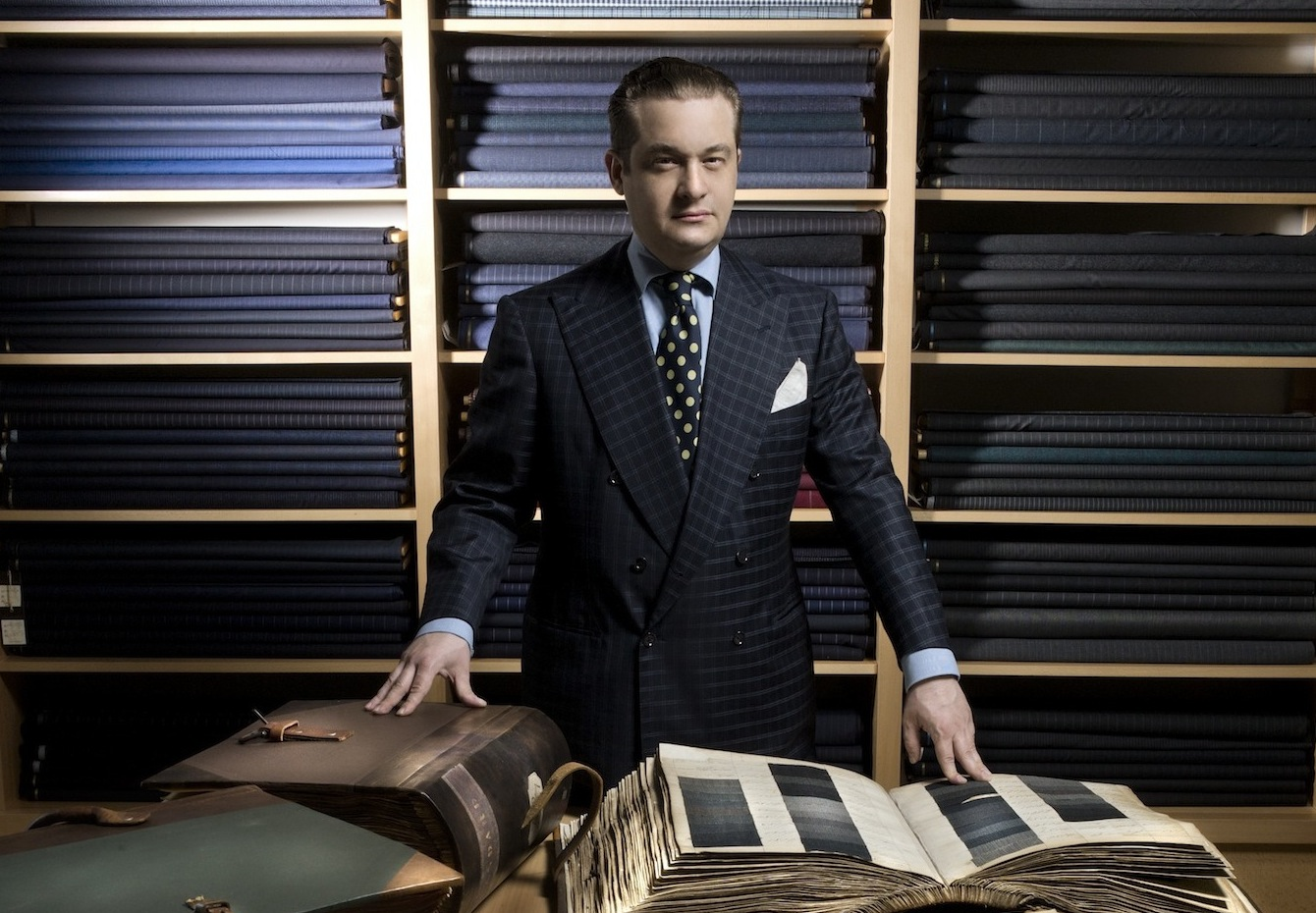 Vitale Barberis Canonico (VBC) : The Immortals of Cloth Making