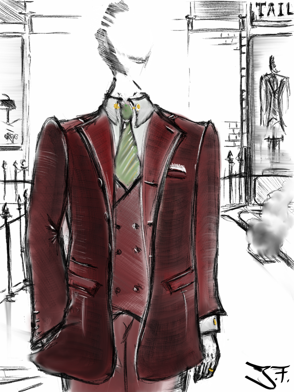 Why Educate Yourself About Suiting? An editorial by John Frose