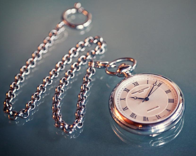 Frédéric Constant Pocket Watch